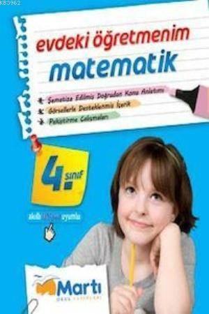 Evdeki Öğretmenim 4. Sınıf Matematik
