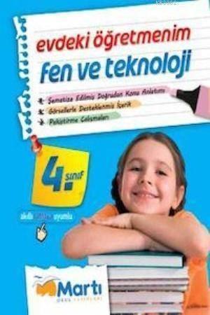 Evdeki Öğretmenim 4. Sınıf Fen Ve Teknoloji