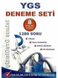 YGS Deneme Seti; 8 ...