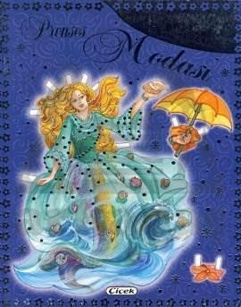 Prenses Modasi (Model Kitaplar)-4:Denizkizı