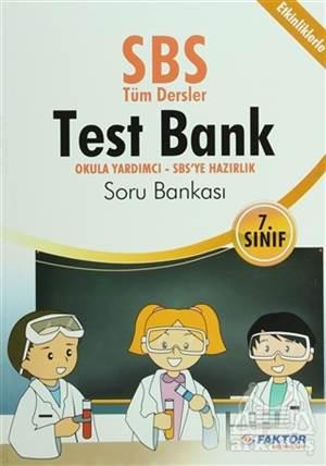 SBS 7. Sınıf Tüm Dersler Test Bank Soru Bankası