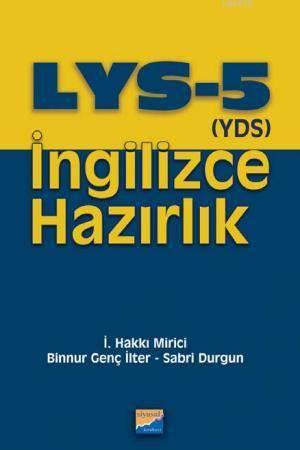 LYS-5 İngilizce Hazırlık