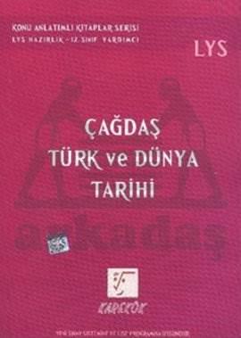 12. Sınıf LYS Çağdaş Türk ve Dünya Tarihi; Konu Anlatımlı
