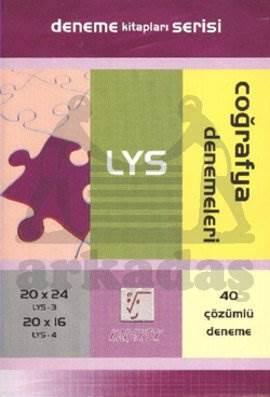 LYS Coğrafya Denemeleri