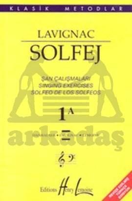 Lavignac Solfej 1A ...