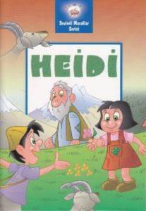 Sevimli Masallar Kitaplığı Heidi