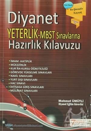 Diyanet Yeterlik - MBST Sınavlarına Hazırlık Kılavuzu