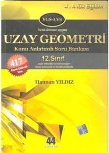 44 Yayın Uzay Geometri K.A S.B