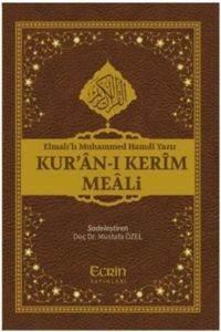 Kuran-ı Kerim Meali