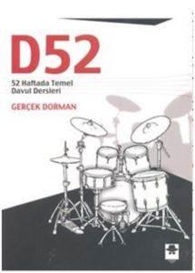 D52 52 Haftada Temel Davul Dersleri