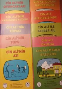 Cin Ali Hikaye <br/>Seti