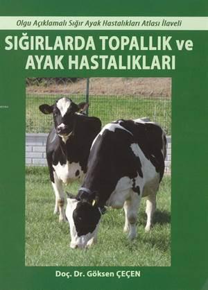 Sığırlarda Topallık Ve Ayak Hastalıkları; Olgu Açıklamalı Sığır Hastalıkları Atlası İlaveli