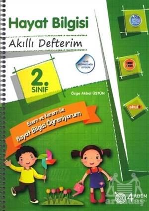 2. Sınıf Hayat Bilgisi - Akıllı Defterim