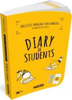 Diary Of Students - İngilizce Paragraf Soru Bankası