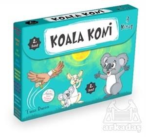Koala Koni 8 Kitap