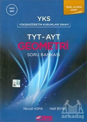 Esen Tyt - Ayt Geometri Soru Bankası Mavi Seri