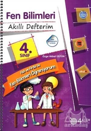 4. Sınıf Fen Bilimleri - Akıllı Defterim