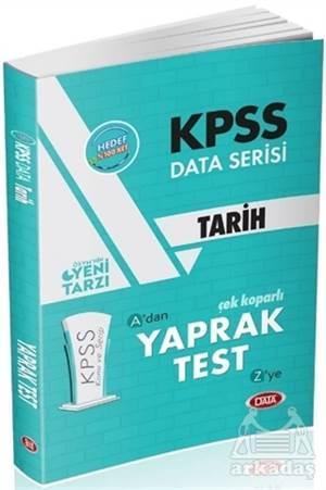 KPSS Data Serisi T ...