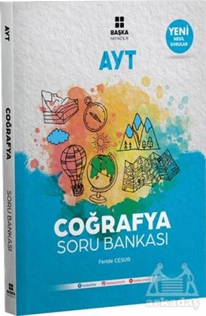 AYT Coğrafya Soru Bankası