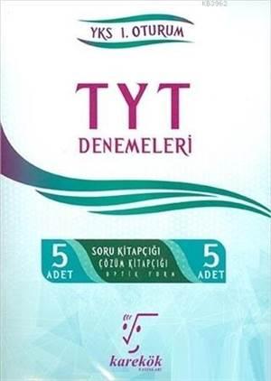 5'Li TYT Denemeler ...