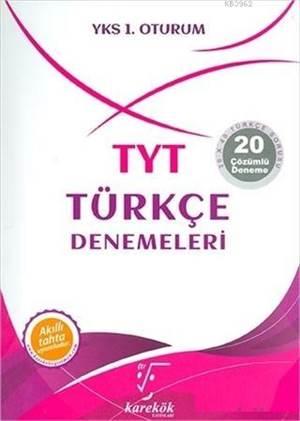TYT Türkçe Denemel ...