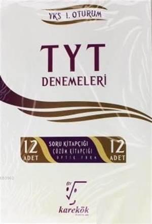 TYT 12'Li Deneme <br/>YKS 1. Oturum