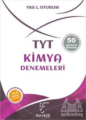 2019 YKS 1. Oturum TYT Kimya Denemeleri