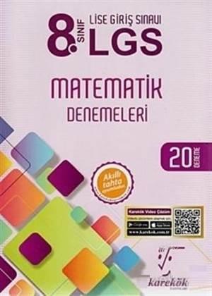 8. Sınıf LGS Matem ...