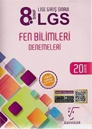 8. Sınıf LGS Fen B ...
