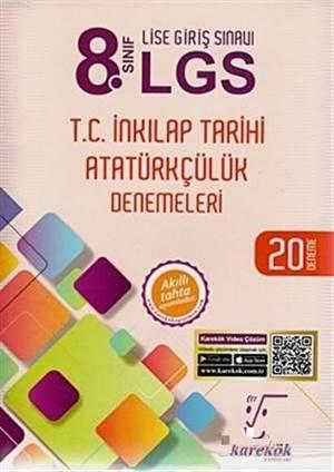 8. Sınıf LGS T.C.  ...