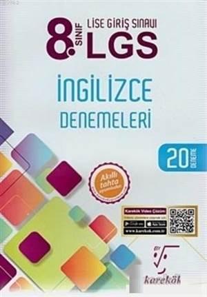 8. Sınıf LGS İngil ...