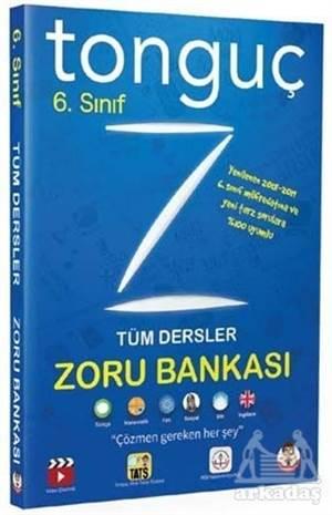 6. Sınıf Tüm Dersler Zoru Bankası