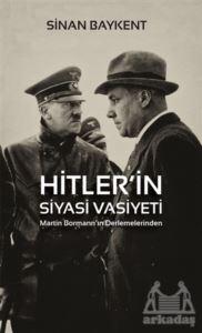 Hitler'in Siyasi <br/>Vasiyeti