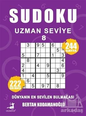 Sudoku Uzman Seviye 8