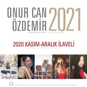 Onur Özdemir Duvar Takvimi 2021