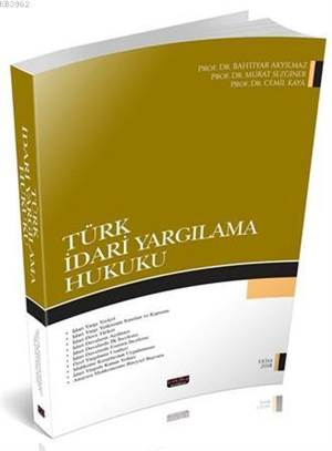 Türk İdari Yargıla ...