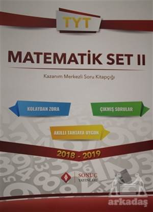 TYT Matematik Set - 2 Kazanım Odaklı Soru Kitapçığı