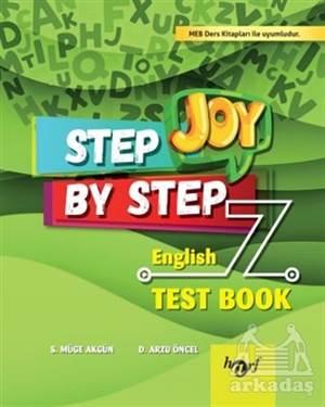 7. Sınıf Eenglish Step By Step Test Book