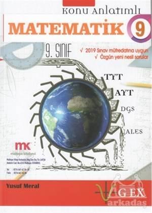 9. Sınıf Matematik Konu Anlatımı