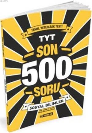 TYT Son 500 Soru S ...