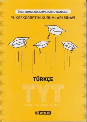 TYT Türkçe Konu Anlatımlı Soru Bankası