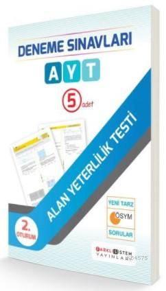 Farklı Sistem AYT 5'Li Denemeleri