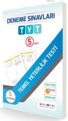 Farklı Sistem TYT 5'Li Denemeleri