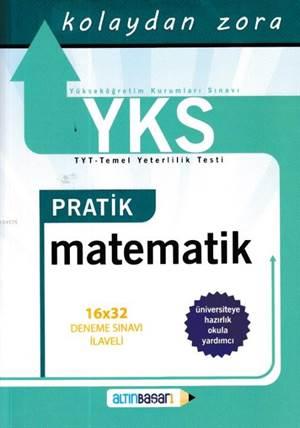 YKS-TYT Pratik Matematik