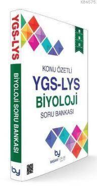 Konu Özetli YGS-LYS Biyoloji Soru Bankası