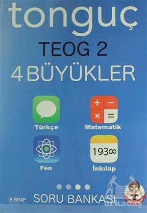 8. Sınıf 4 Büyükler TEOG-2 Soru Bankası
