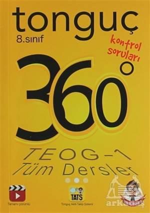 8. Sınıf 360 Derece TEOG-1 Tüm Dersler Kontrol Soruları