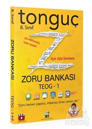 8. Sınıf TEOG 1 Zoru Bankası