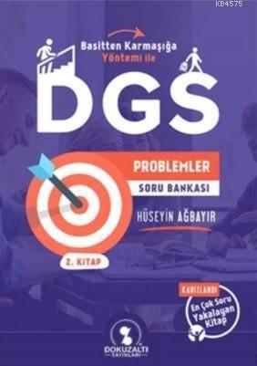 Dokuzaltı DGS Problemler Soru Bankası 2. Kitap