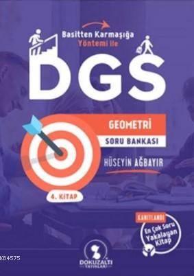 Dokuzaltı DGS Geometri Soru Bankası 4. Kitap